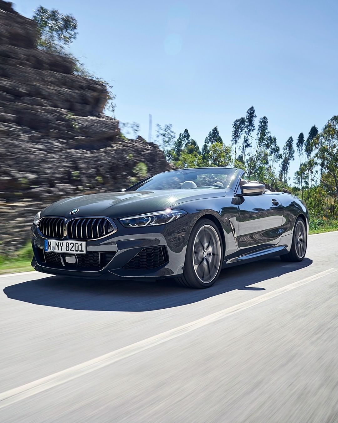 Brings High Standards And Grace To The Roads The 8 The8 Bmw