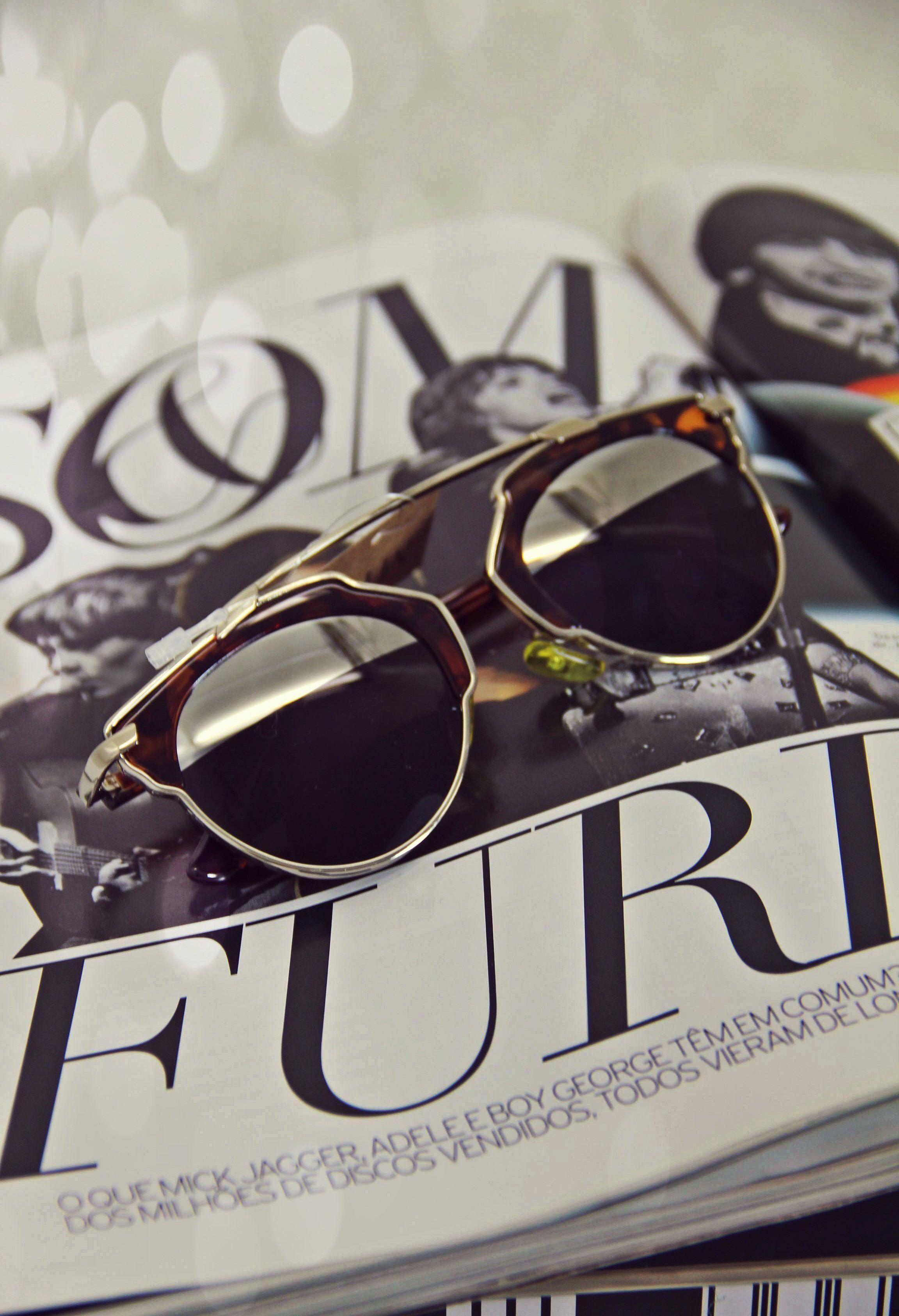 Venha desfrutar da sensação de ter o óculos mais disputado do momento! We ♥  Dior Soreal www.oticaswanny.com  sunglasses  online  shop  oticas  wanny   so   ... f7ba47eb9a
