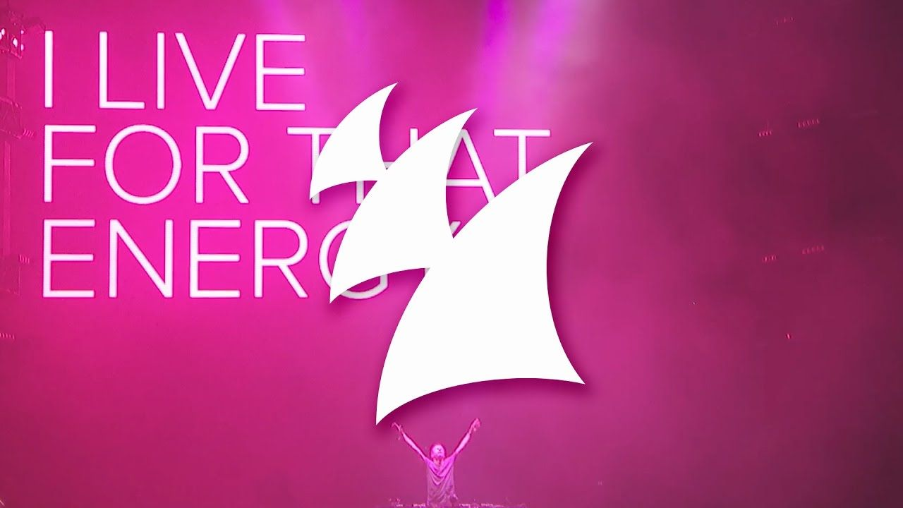 Armin van Buuren - I Live For That Energy (ASOT 800 Theme