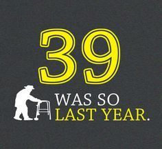 40 Year Old Birthday Shirt Guys Over The Hill By FunhouseTshirts 1650