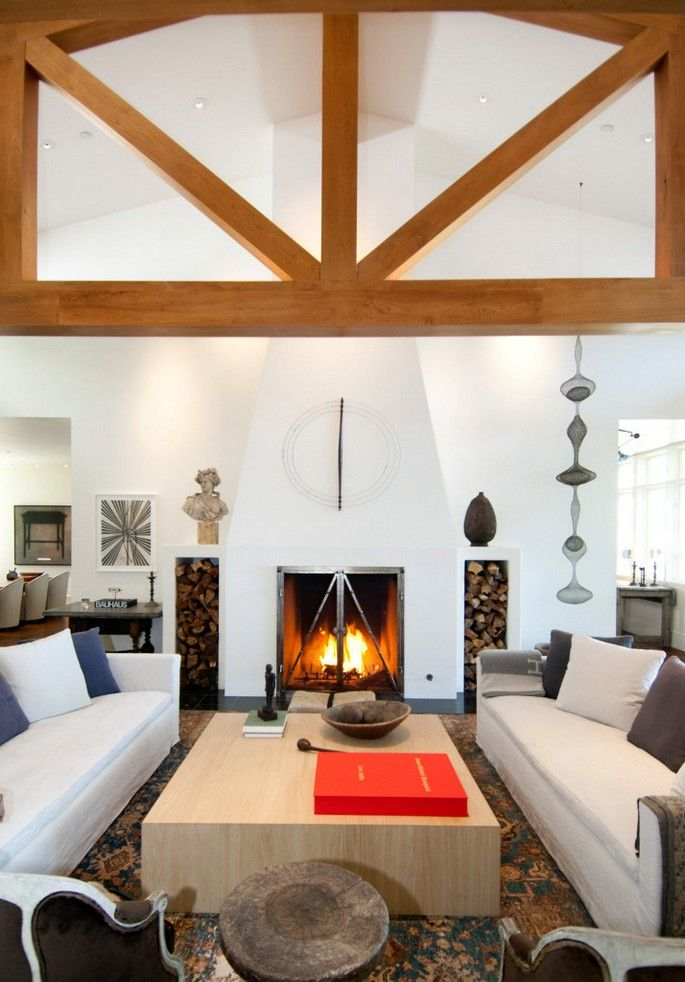 Los Angeles-based interior designer Cliff Fong | Living rooms ...