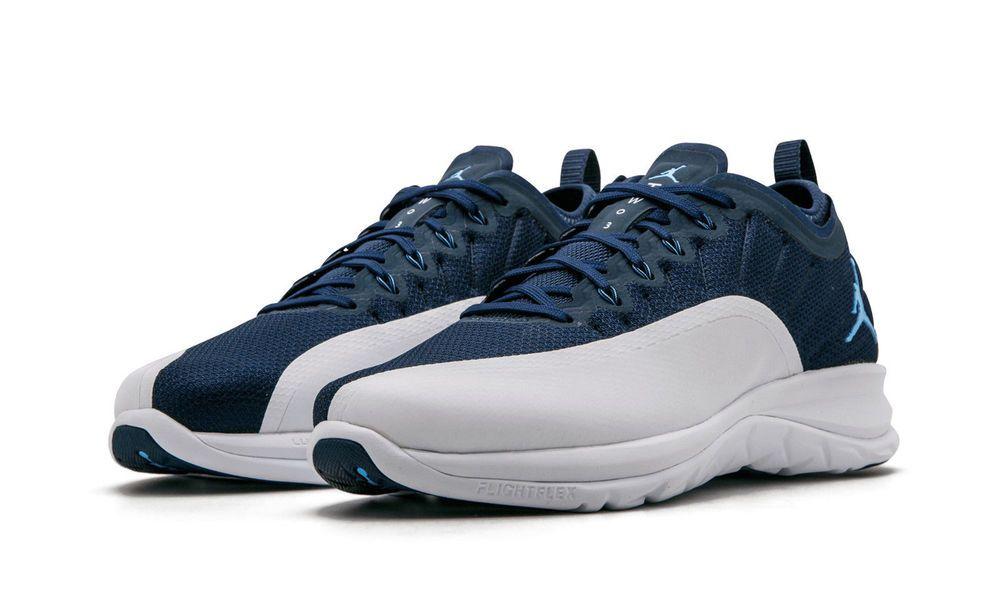 Nike Jordan Trainer Prime Mens Shoes 11.5 Midnight Navy White ...