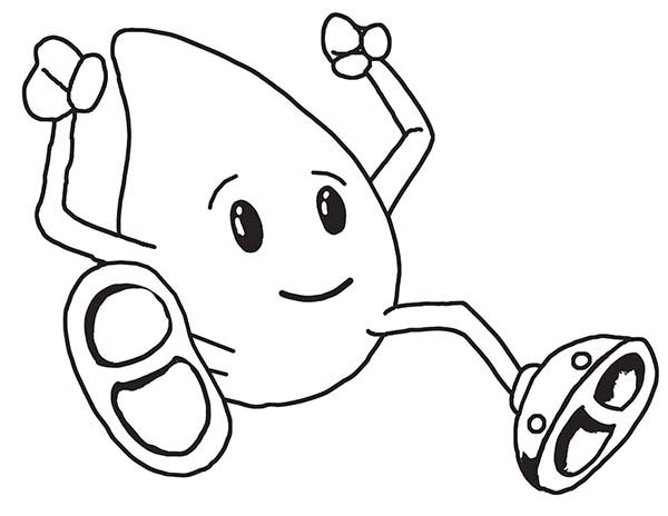 Cute Raindrop Boy Coloring Page Color Luna Coloring Pages For Boys Boy Coloring Coloring Pages
