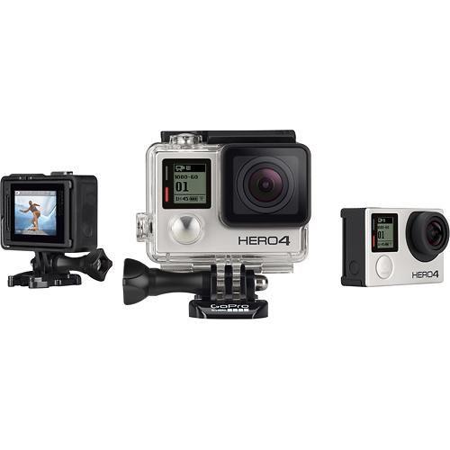 Best Buy Gopro Hero4 Silver Action Camera Silver Gopro Hero4 Silver Gopro Camera Gopro Hero 4 Black Gopro Hero 4