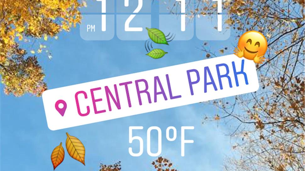 How To Add Location To Instagram Stories Using Geotags In The App Instagram Story Seasonal Sticker Instagram
