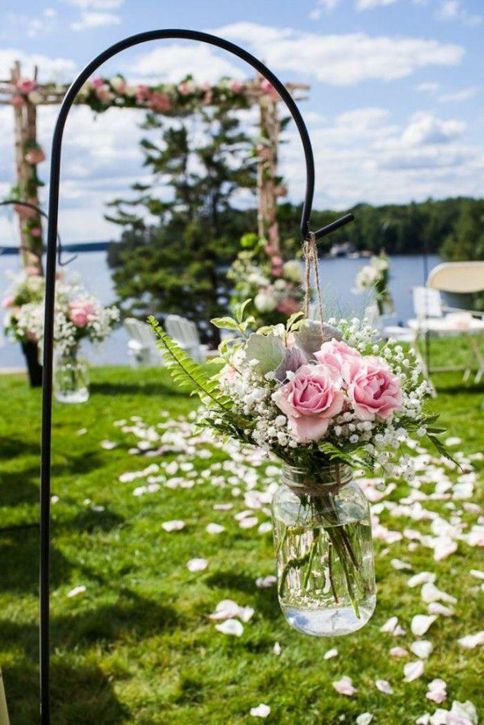 48+ Hochzeit im garten deko Trends
