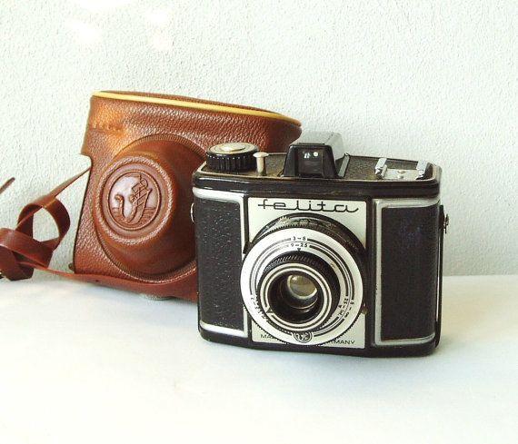 Vredeborch Felita #vintage #camera #adorable