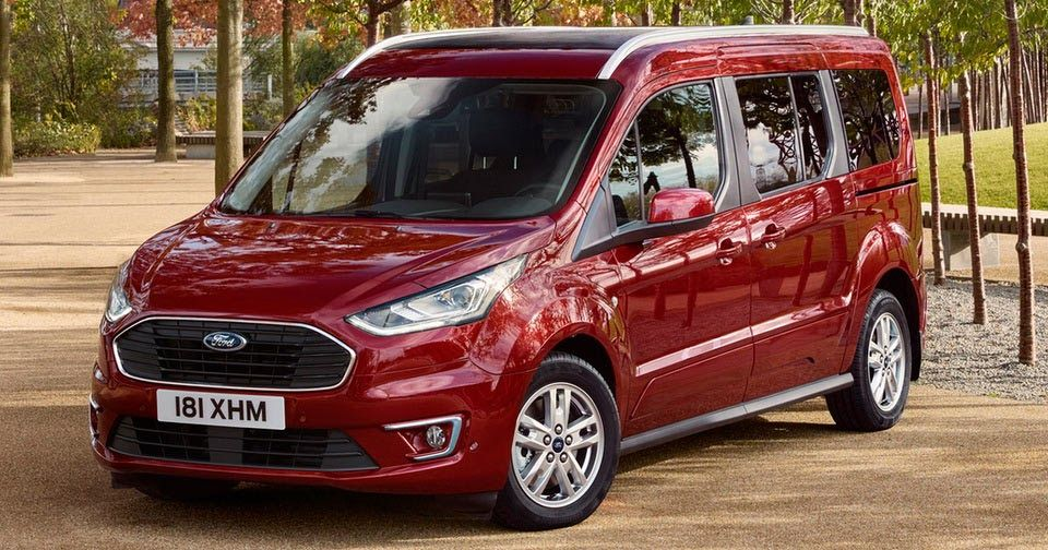 2018 Ford Tourneo Connect And Courier Gain New Engines And Modern