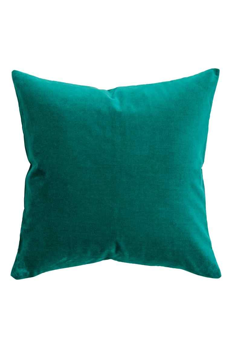 Velvet cushion cover bedrooms