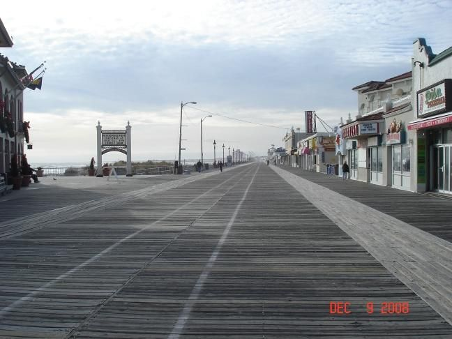 Ocean City Nj Boardwalk Ocean City Nj Boardwalk Ocean City Ocean City Boardwalk