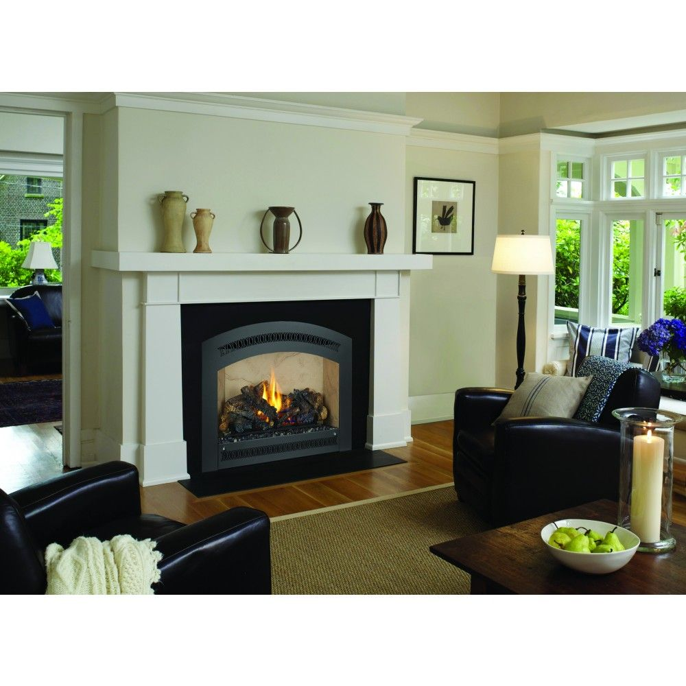 Lopi 864 Gs Direct Vent Gas Fireplace Home Fireplace Fireplace