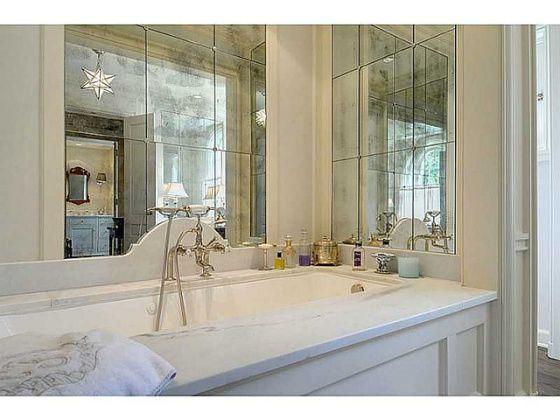 Antique Mirror Again | Bathtub surround, Beautiful ...