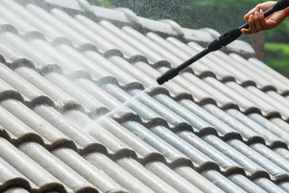 Stained Roof? Use These Cleaners Roof cleaning