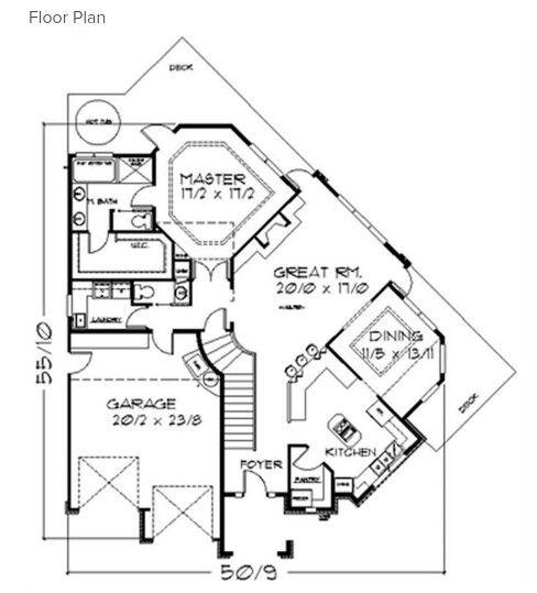 Pin On Cul De Sac Angle House