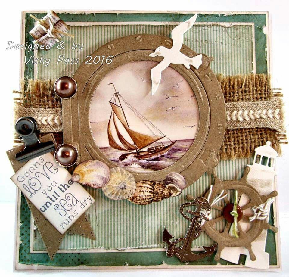 открытки с морской тематикой своими руками мастер очень красивые фото поэта