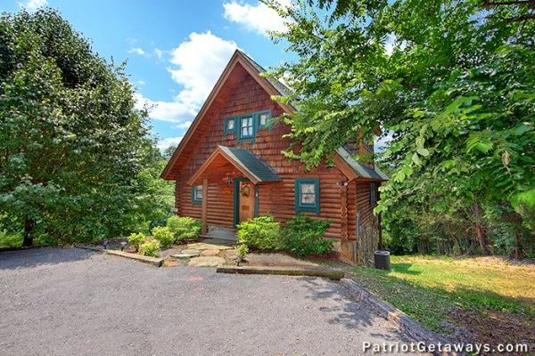 at swept away a 1 bedroom cabin rental located in pigeon forge