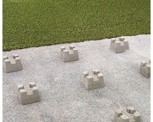 beton fundamentstein 22x22x17cm ideen rund ums haus pinterest carport selber bauen. Black Bedroom Furniture Sets. Home Design Ideas