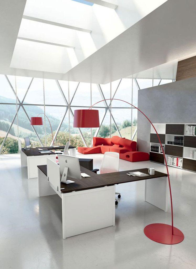 50 Idee di Arredo per un Ufficio Moderno | MondoDesign.it ...