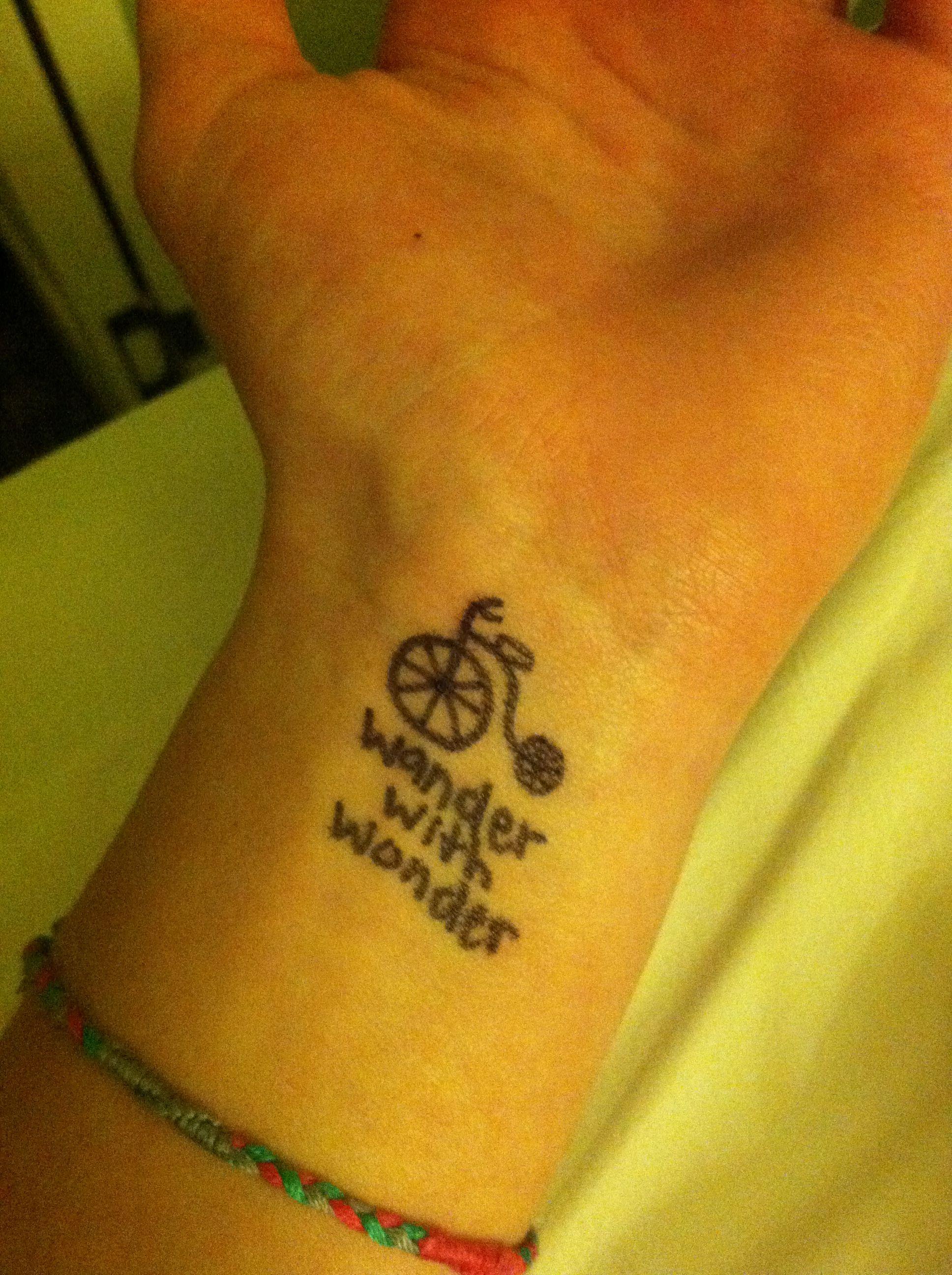My spring break sharpie tattoo i n k e d pinterest for Sharpie tattoo designs