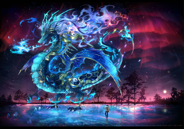 Best Wallpaper Night Dragon - fb7925124e066622c4b9382c6048d120  HD.jpg