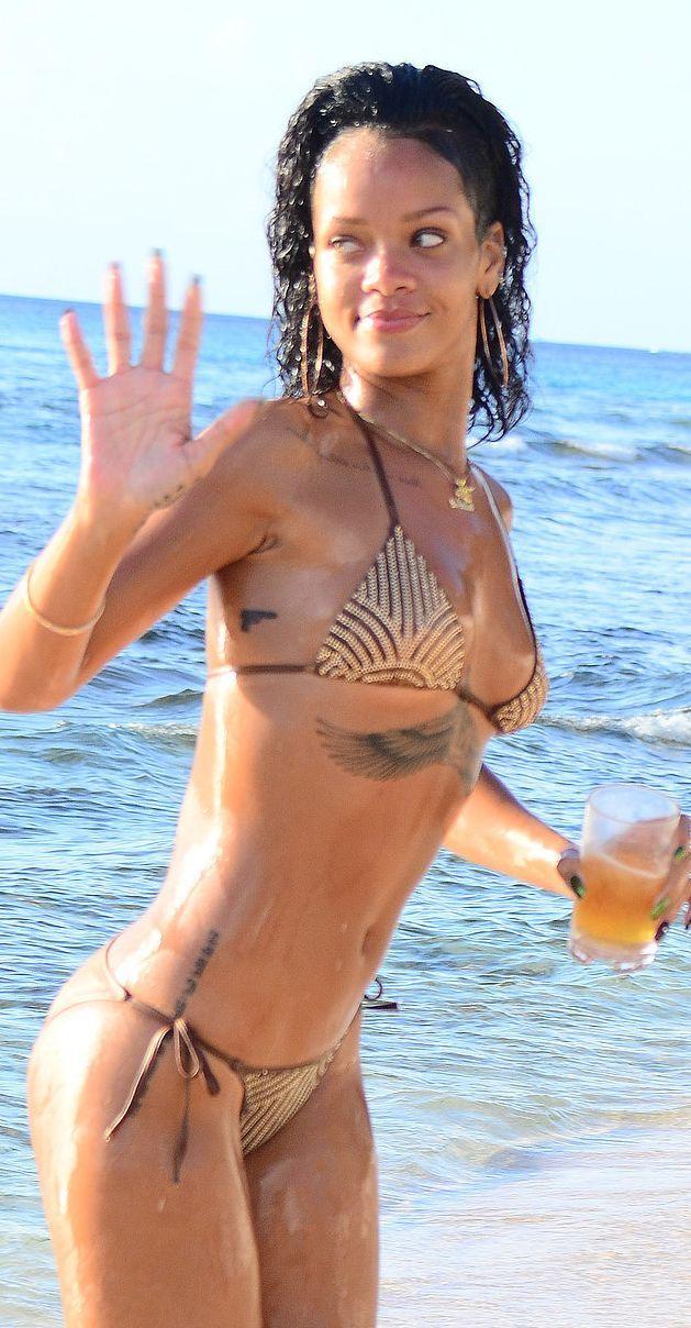 Trajes Rihanna Sequin BikiniLenceria BañoY De Gold txChrdsQ