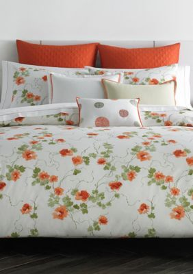 Vera Wang  Orange Blossoms Bedding Collection