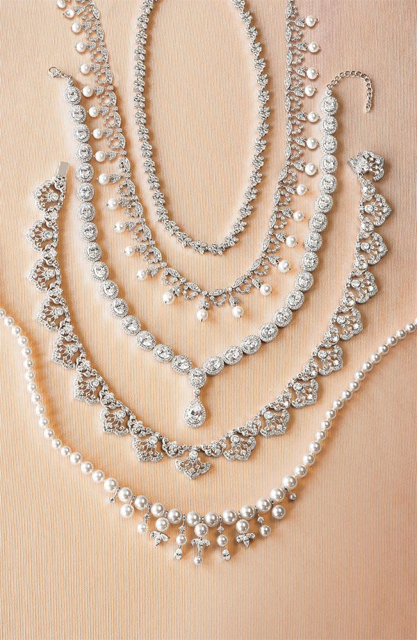 Bridal Jewelry by CZ Nordstrom Accessories Pinterest Bridal
