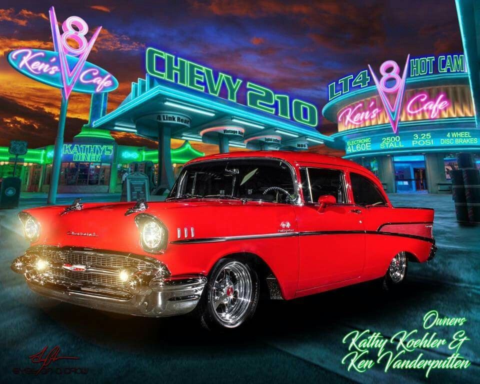 43 Magnificent Classic 1957 Chevrolet Pictures Gallery Met
