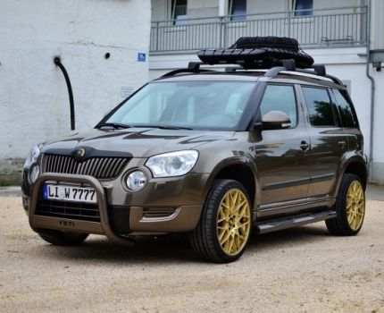 Datenblatt Skoda Yeti 2 0tdi Yeti 02 09 Upgraded By Wetterauer
