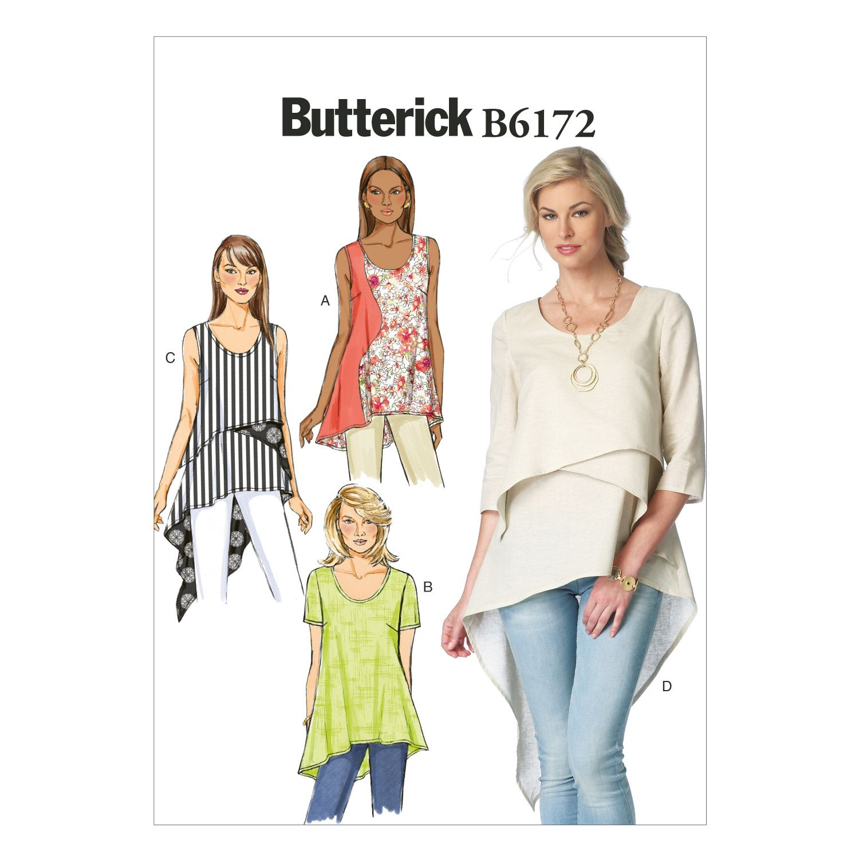 Mccall Pattern B6172 6-8-10-12--Butterick Pattern   Fashions ...