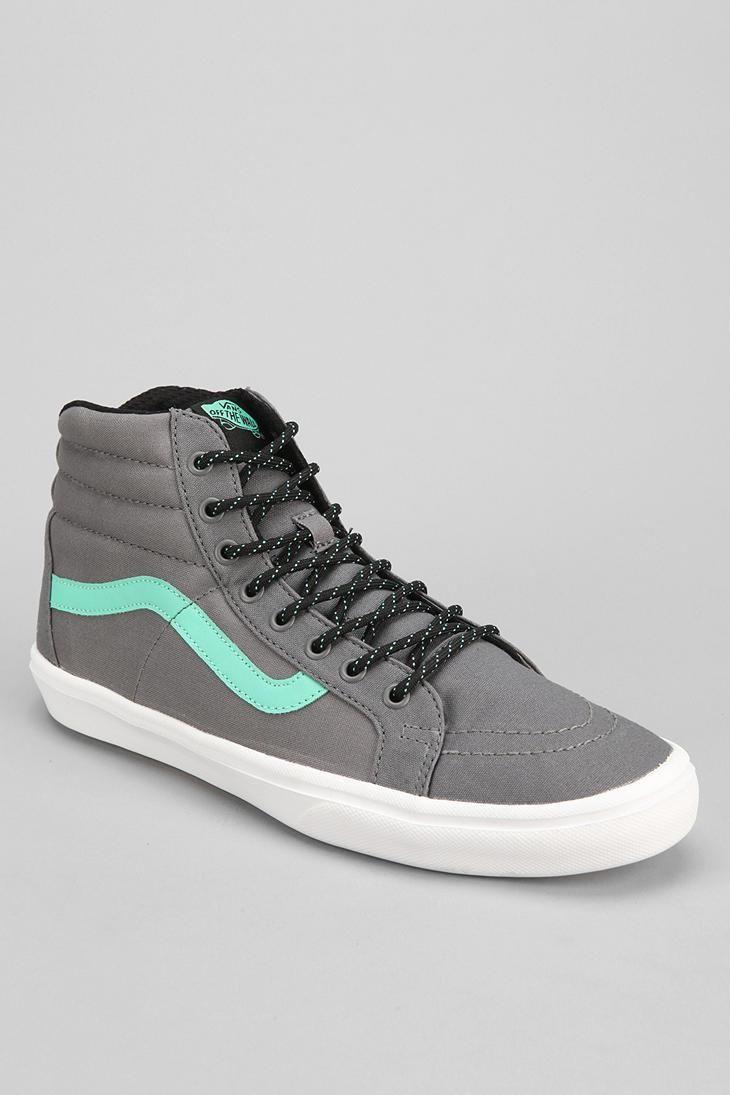 Vans Sk8 Hi Lite Men S Sneaker Uomens Shoes Vans Sk8