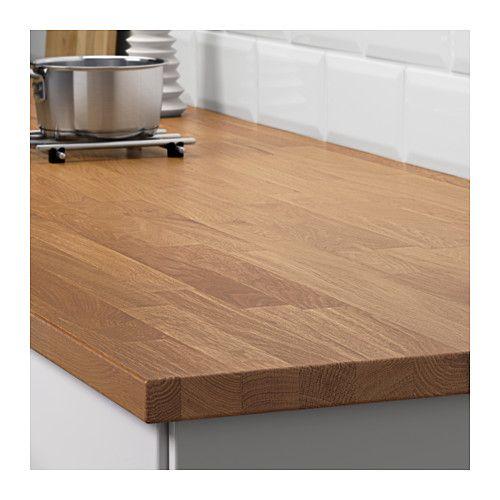 hammarp arbeitsplatte eiche kitchen pinterest. Black Bedroom Furniture Sets. Home Design Ideas