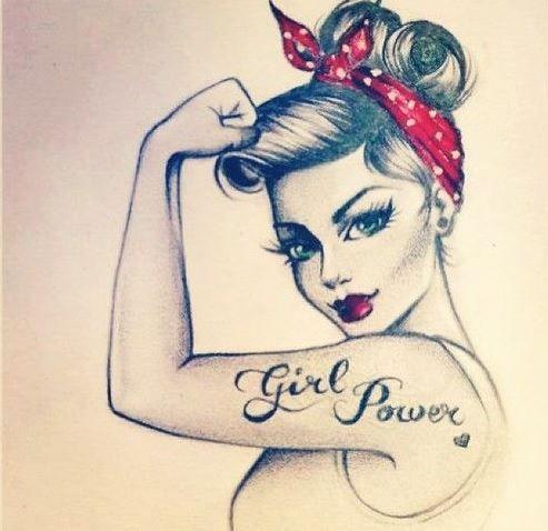 Tatuajes de muñecas Barbie | Tattoo ♥.♥ | Pinterest | Tatuaje de ...
