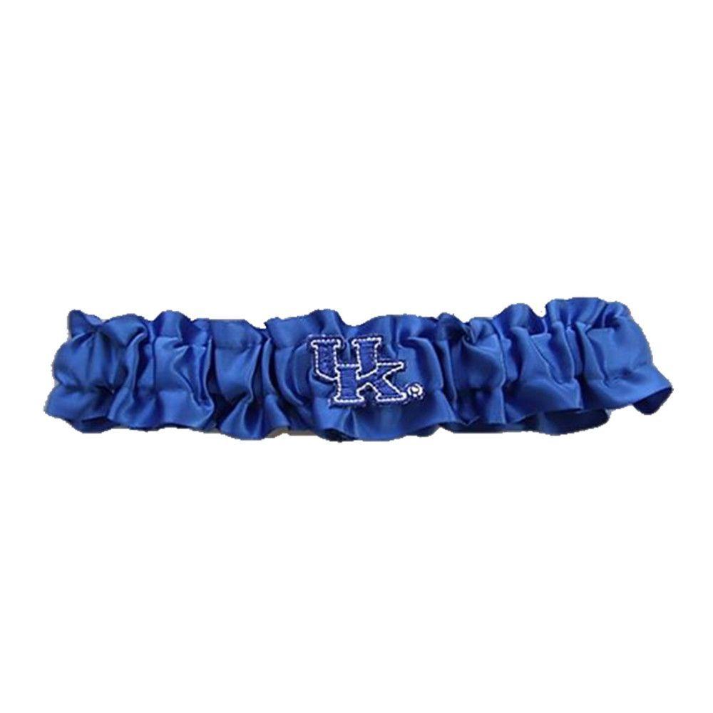 Kentucky Wildcats Dainty Satin Garter (Royal Blue)