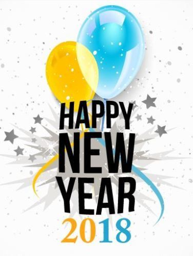 happy new year images inspiration 2018 for friends cousins brother and sister a happy new year 2018 pinterest inspiration