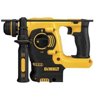 DEWALT Bare-Tool DCH253B 20V Max SDS 3 Mode Rotary Hammer Kit (Tool Only, No Battery)  http://www.handtoolskit.com/dewalt-bare-tool-dch253b-20v-max-sds-3-mode-rotary-hammer-kit-tool-only-no-battery/