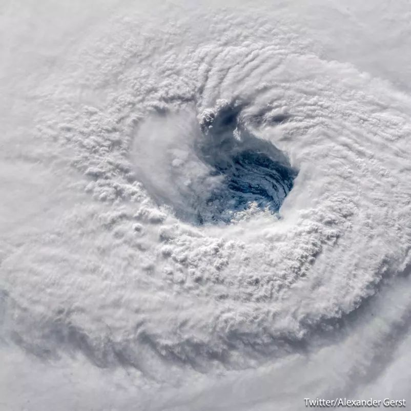 Hurricane florence earth photos image of the day cool