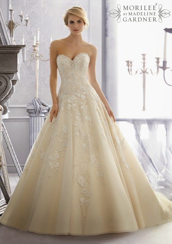 Mori Lee by Madeline Gardner Fall 2014 - Part 1 - Belle the Magazine . The Wedding Blog For The Sophisticated Bride