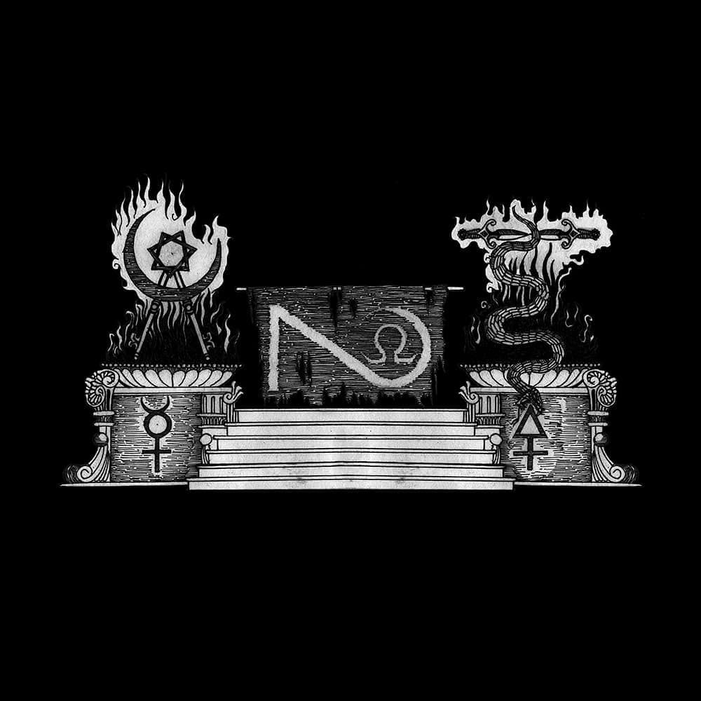 AZOTH Coutry: COLOMBIA Year: 2015 . . . . . . . #AlkoholikCorpse #ArtWork #darkartists #EvilArt #HandMade #Illustration #SatanicArt #illustration #inked #linework #micron #penandink #blackwork #line #tattoo #ink #apocalypse #Death #metal #666 #AK47 #Skull #beast #blackmetal #Bolígrafo #Azoth #darkart #penartist