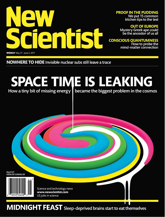 FREE DOWNLOAD NEW SCIENTIST 27 May 2017 (PDF) | Free Magazine | New