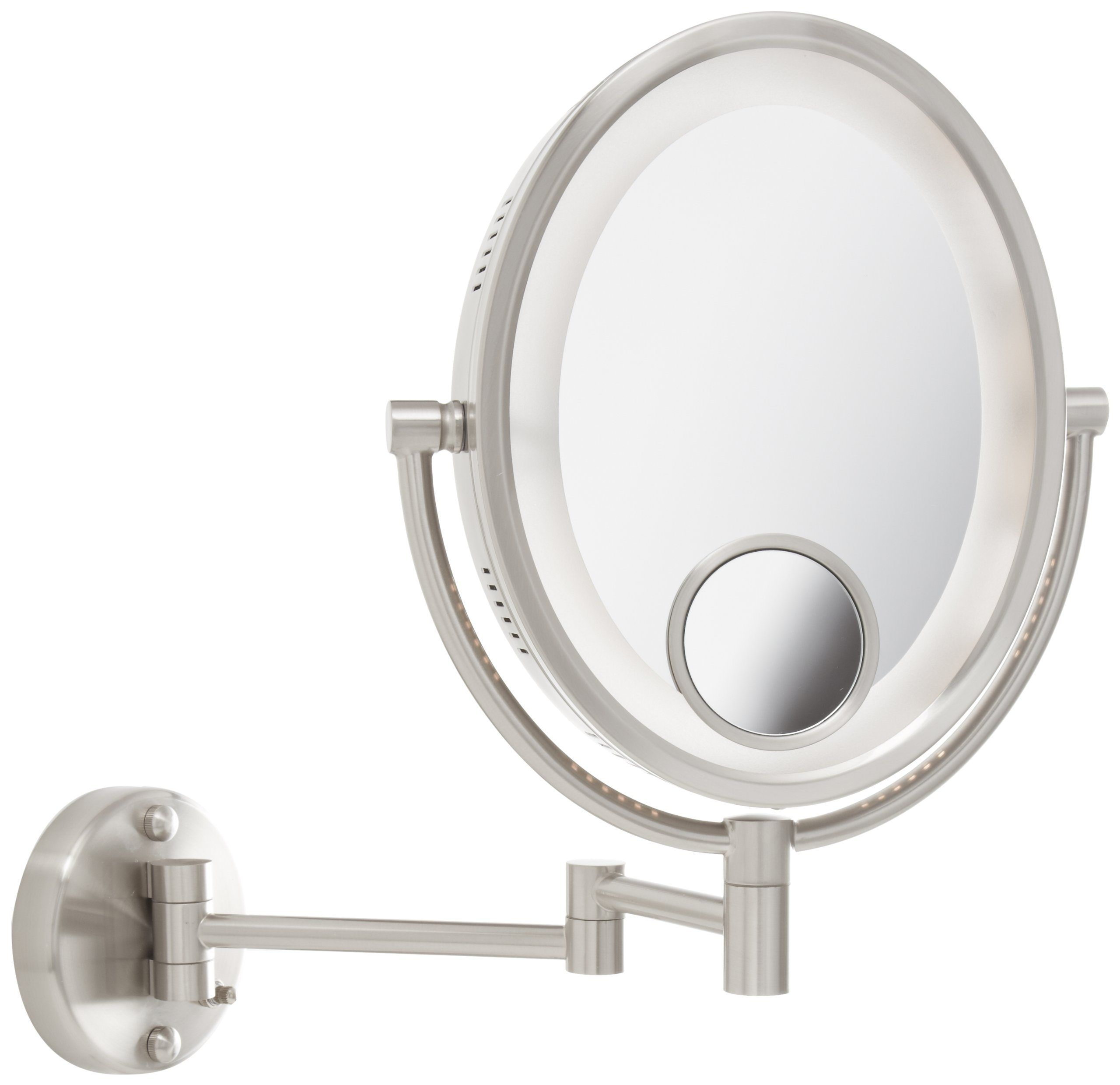 Vanity Makeup Mirror With Lights Makeup Mirror With Lights Wall