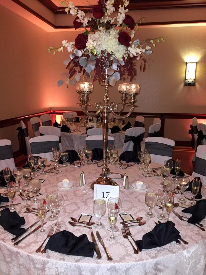 Weddings Packages Cafe Escadrille White chair covers
