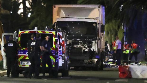 """Auch Mohamed Lahouaiej-Bouhlel, der in Nizza mit einem Lkw in eine feiernde Menschenmenge raste und 84 Menschen tötete, soll ein """"IS-Soldat"""" gewesen sein. - AFP"""