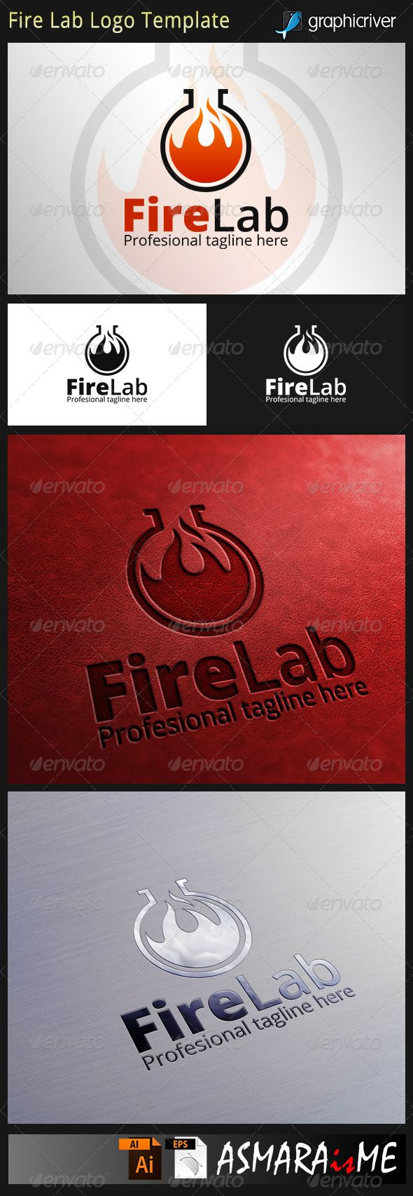 Fire Lab Logo