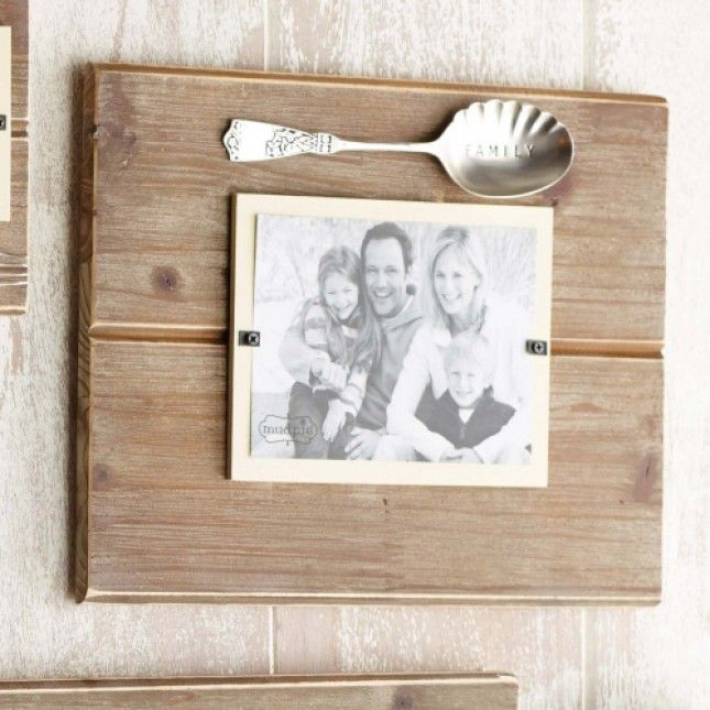 Family Circa Wood Frame by Mud Pie | Baby Love | Pinterest