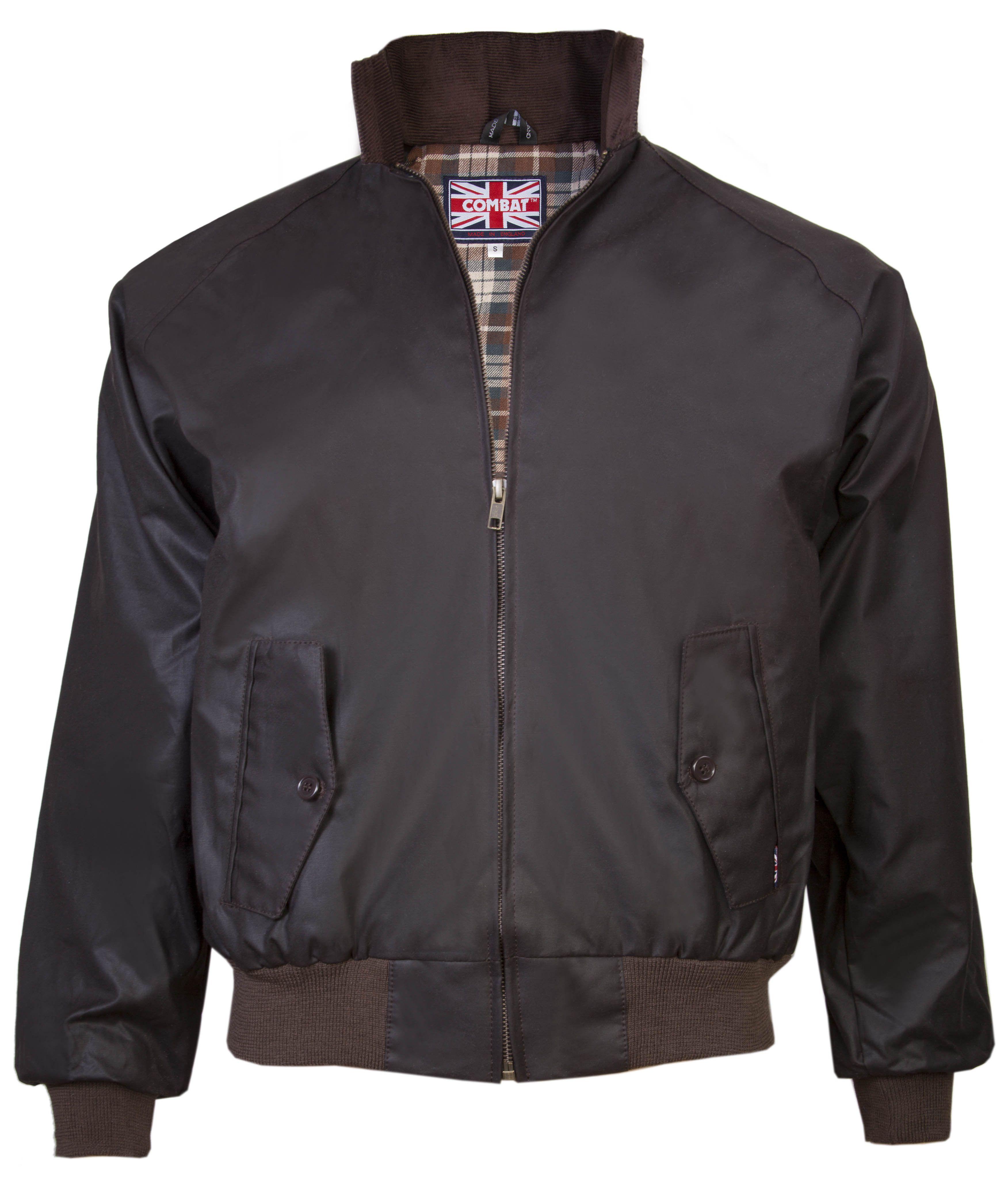 WaxHarrington UK JacketTHE original Harrington Jackets PkX80nOw