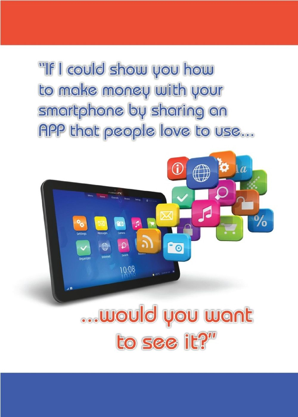 Did you know that you can make money with your smartphone