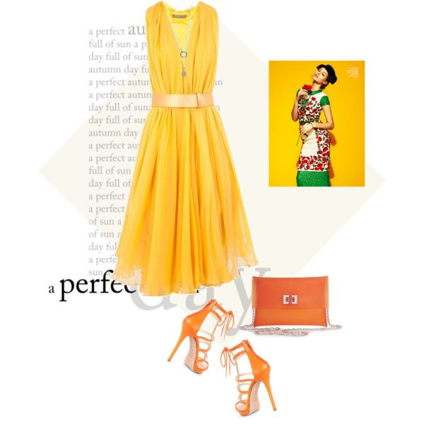 Dress by ALEXANDER MCQUEEN, created by fashionmonkey1 on Polyvore