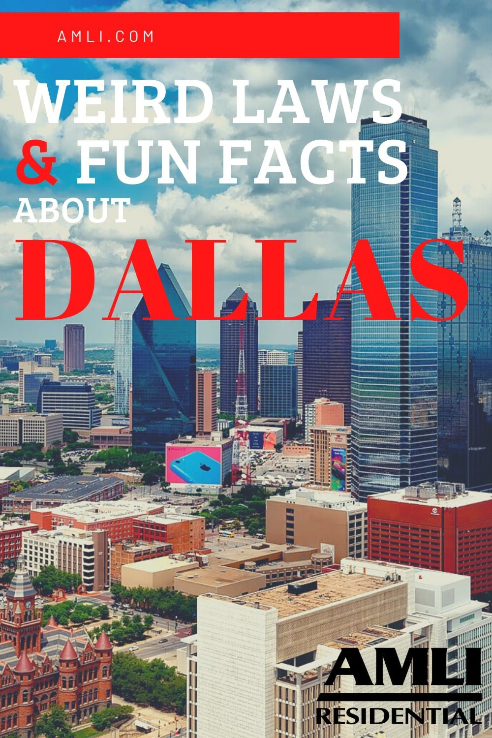 Weird Laws And Fun Facts About Dallas In 2020 Weird Laws Fun