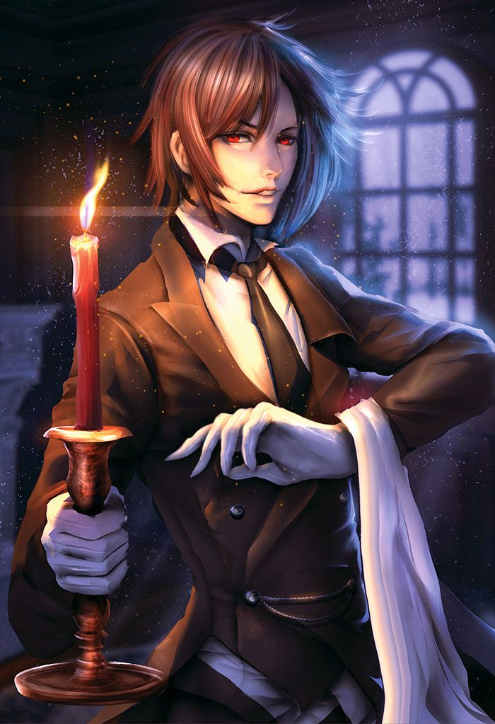 :: That Butler :: by Sangrde on DeviantArt
